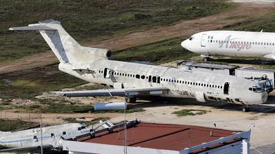 XA-RXI - Boeing 727-225 - Unknown