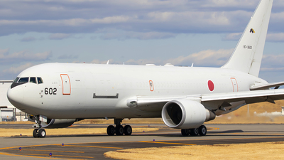 87-3602 - Boeing KC-767J - Japan - Air Self Defence Force (JASDF)