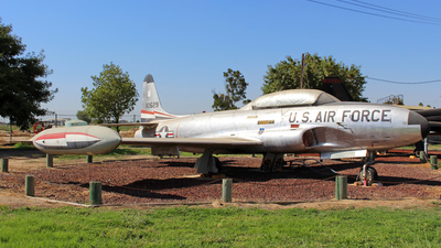 58-0629 - Lockheed T-33A Shooting Star - United States - US Air Force (USAF)