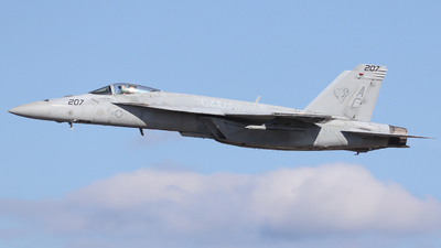 166775 - Boeing F/A-18E Super Hornet - United States - US Navy (USN)