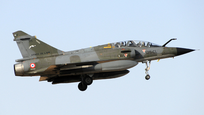 375 - Dassault Mirage 2000N - France - Air Force