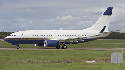 VP-BEL - Boeing 737-74T(BBJ) - Private