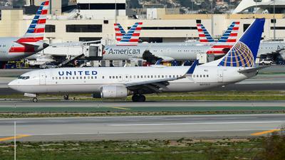 N37277 - Boeing 737-824 - United Airlines
