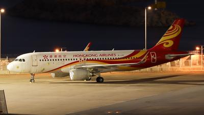 B-LPP - Airbus A320-214 - Hong Kong Airlines