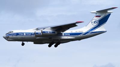 A picture of RA76503 - Ilyushin Il76TD90VD - VolgaDnepr Airlines - © Lim Kai Yang