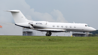 N717AL - Gulfstream G-IV(SP) - Private