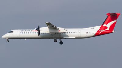 A picture of VHQOA - De Havilland Canada Dash 8400 - QantasLink - © B.K JEONG