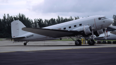A picture of N840MB -  - [] - © David Oates