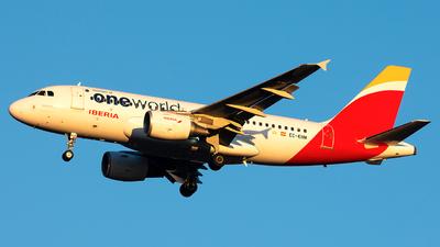 EC-KHM - Airbus A319-111 - Iberia