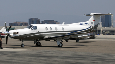 N597NG - Pilatus PC-12/47E - Private