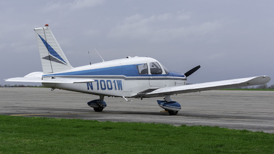 N7001W - Piper PA-28-180 Cherokee - Private
