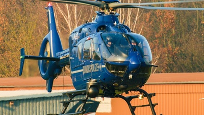 D-HVBE - Eurocopter EC 135T2+ - Germany - Bundespolizei