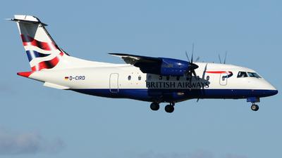 D-CIRD - Dornier Do-328-110 - British Airways (Sun-Air)