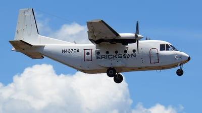 N437CA - CASA C-212-200 Aviocar - Erickson Aviation