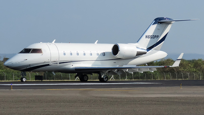N650PP - Bombardier CL-600-2B16 Challenger 650 - Untitled