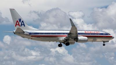 N919AN - Boeing 737-823 - American Airlines