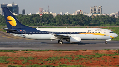 VT-JNN - Boeing 737-85R - Jet Airways Konnect