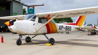 AP-BBS - Cessna 152 II - Karachi Aero Club