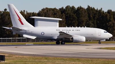 A30-003 - Boeing 737-7ES Wedgetail - Australia - Royal Australian Air Force (RAAF)