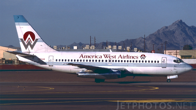 N185AW - Boeing 737-277(Adv) - America West Airlines