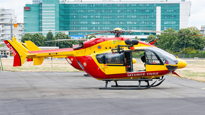 F-ZBPO - Eurocopter EC 145 - France - Sécurité Civile