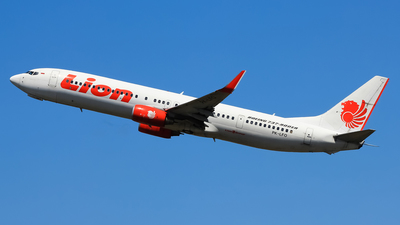 A picture of PKLFO - Boeing 7379GP(ER) - Lion Air - © Andre Giam