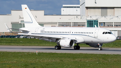 D-AVYJ - Airbus A319-115(CJ) - Alpha Star Aviation Services