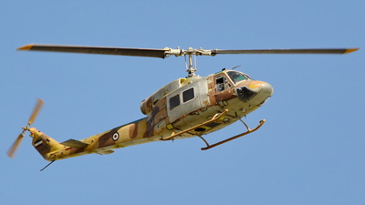 6-4716 - Bell 214A Isfahan  - Iran - Army