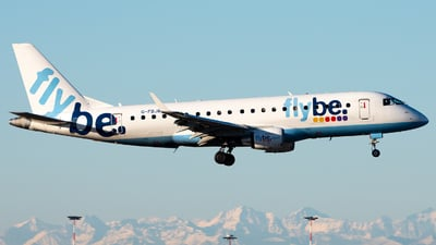 G-FBJB - Embraer 170-200STD - Flybe