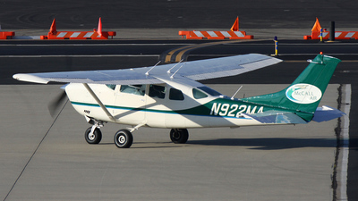A picture of N922MA - Cessna TU206F Turbo Stationair - [U20603467] - © Alexandre Fazan