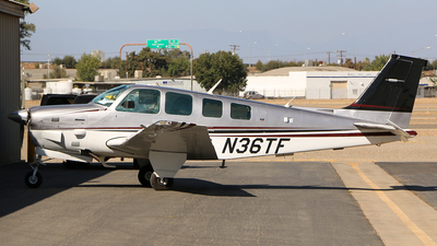 N36TF - Beechcraft B36 Bonanza TC  - Private