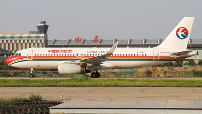 B-9921 - Airbus A320-232 - China Eastern Airlines