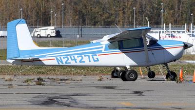 A picture of N2427G - Cessna 182B Skylane - [51727] - © Jeroen Stroes