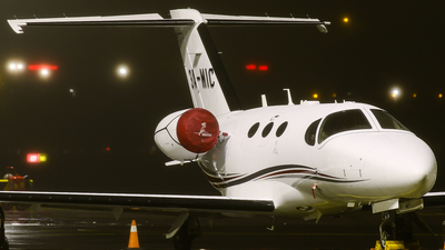 3A-MIC - Cessna 510 Citation Mustang - Private