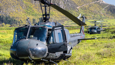 PNC-0714 - Bell UH-1H Huey II - Colombia - Police