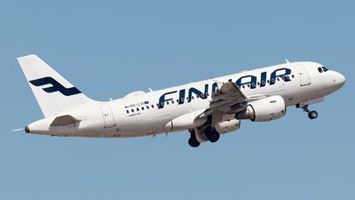 A picture of OHLVI - Airbus A319112 - Finnair - © Rui Sequeira