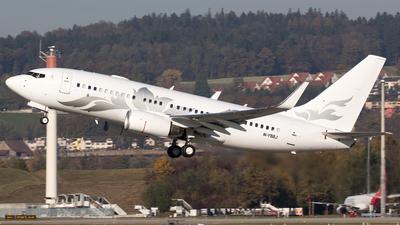 M-YBBJ - Boeing 737-7HE(BBJ) - Global Jet Austria