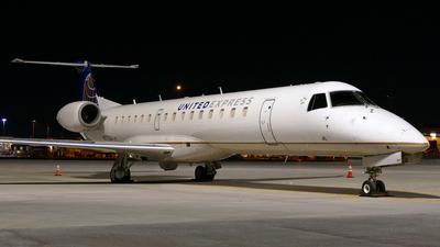A picture of N11184 - Embraer ERJ145XR - United Airlines - © Craig L Baldwin