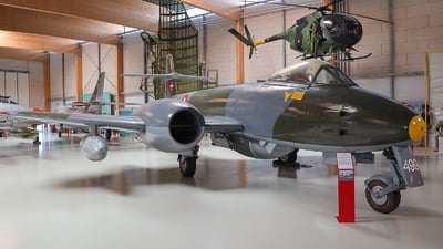 44-499 - Gloster Meteor F.8 - Denmark - Air Force