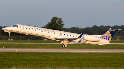 A picture of N12201 - Embraer ERJ145XR - United Airlines - © Ani Thyagarajan