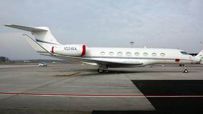 N524EA - Gulfstream G650ER - Private