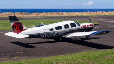 N7638F - Piper PA-32-300 Cherokee Six - Private