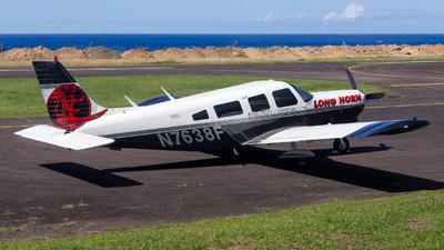 A picture of N7638F - Piper PA32300 - [327740014] - © HA-KLS