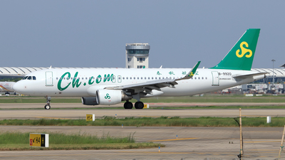 B-9920 - Airbus A320-214 - Spring Airlines