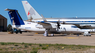 N351PH - Bombardier Dash 8-Q202 - United Express (Commutair)