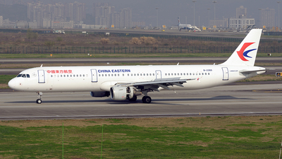 B-2289 - Airbus A321-211 - China Eastern Airlines