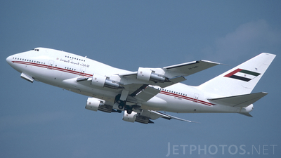 A6-SMR - Boeing 747SP-31 - Private