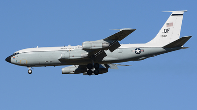 62-3582 - Boeing WC-135W Constant Phoenix - United States - US Air Force (USAF)