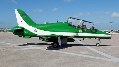 8818 - British Aerospace Hawk Mk.65A - Saudi Arabia - Air Force