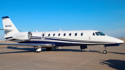 N624SV - Cessna 680 Citation Sovereign - Private